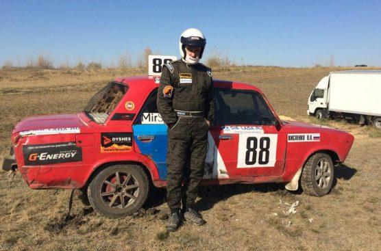 Плюс один  КМС в Алтайском автоспорте